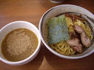 麺味庵 和NAGOMI 煮干しつけ麺