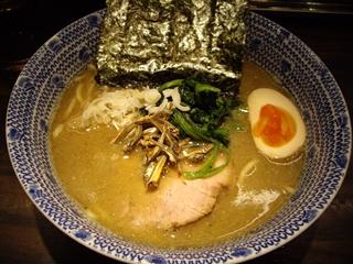 東京煮干屋本舗 煮干らーめん