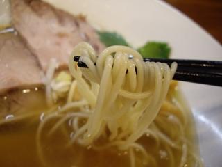 麺匠 神屋 煮干しSOBA(麺)