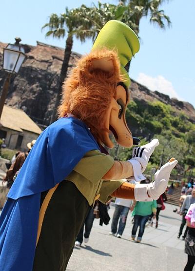 フェローとピノキオ①