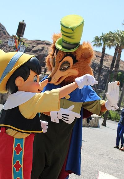 フェローとピノキオ⑤