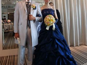 結婚式ブログ1