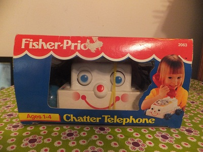 Fisher Price Chatter Telephone1