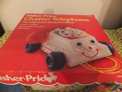 Fisher Price Chatter Telephone2