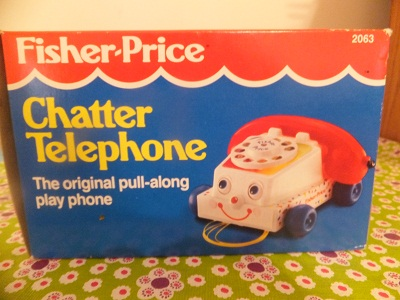 Fisher Price Chatter Telephone3