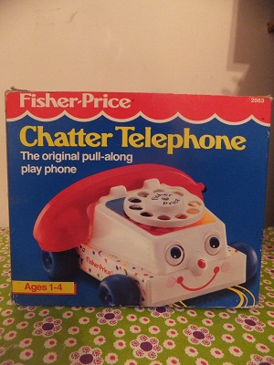 Fisher Price Chatter Telephone4