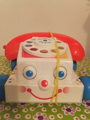 Fisher Price Chatter Telephone6