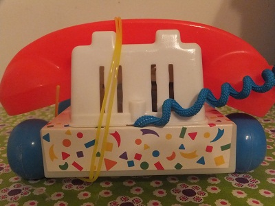 Fisher Price Chatter Telephone8