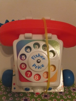 Fisher Price Chatter Telephone10