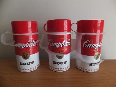 キャンベル スープ用水筒