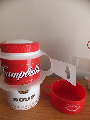 キャンベル スープ用水筒5