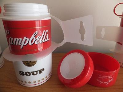 キャンベル スープ用水筒6