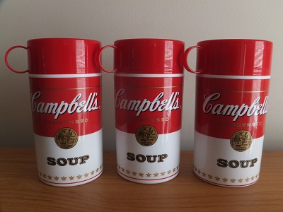 キャンベル スープ用水筒8
