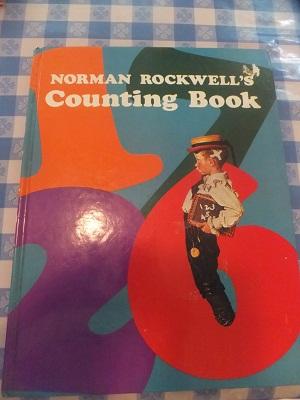 ノーマンロックウェル カウンティングブック