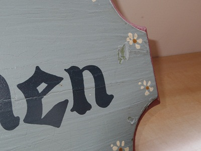 木製プレート2
