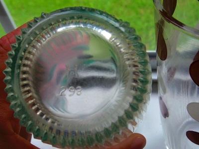 ポルカドット サワークリームグラス2