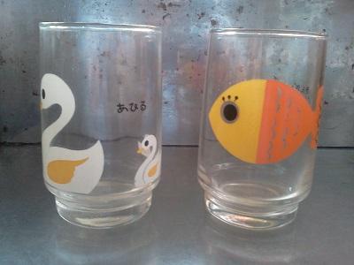 昭和レトロガラス4
