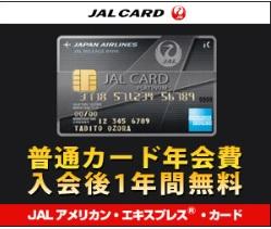 JALアメリカンエキスプレスカード