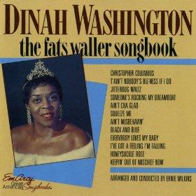 Dinah Washington(I've Got a Feeling I'm Falling)