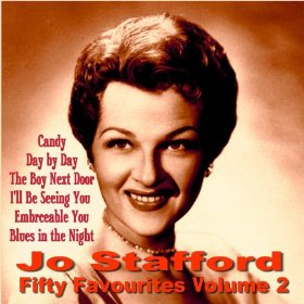 Jo Stafford(A Sunday Kind of Love)
