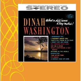 Dinah Washington(A Sunday Kind of Love)