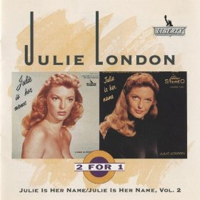Julie London(I Guess I'll Have to Change My Plan)