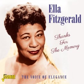 Ella Fitzgerald(Thanks for the Memory)