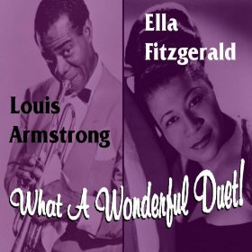 Ella Fitzgerald & Louis Armstrong(Let's Call the Whole Thing Off)