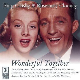 Bing Crosby & Rosemary Clooney(Let's Call the Whole Thing Off)