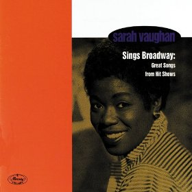 Sarah Vaughan(If I Loved You)