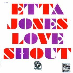 Etta Jones(If I Loved You)