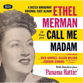 Ethel Merman(The Best Thing for You)