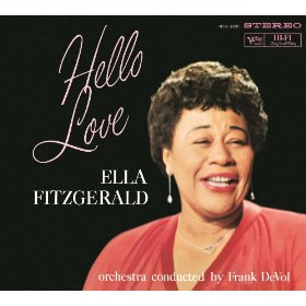 Ella Fitzgerald(I'm Thru with Love)