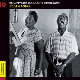 Ella Fitzgerald & Louis Armstrong(Under a Blanket of Blue)