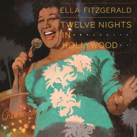 Ella Fitzgerald(The Lady's in Love with You)