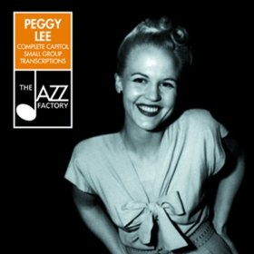 Peggy Lee(Oh, Look At Me Now)
