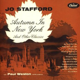 Jo Stafford(The Best Things In Life Are Free)
