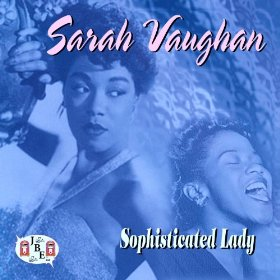 Sarah Vaughan(When Sunny Gets Blue)