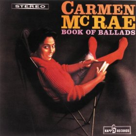 Carmen McRae(When I Fall in Love)