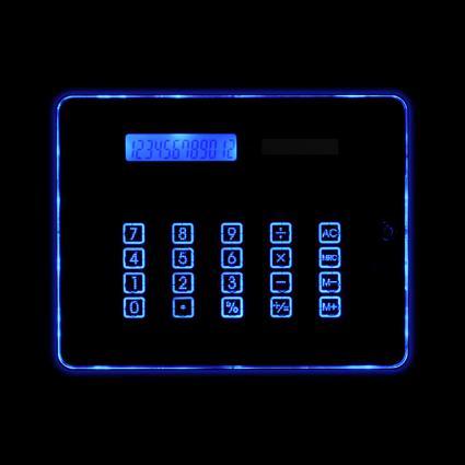 「ブルーフラッシュ 3 in 1 計算機マウスパッド」-2
