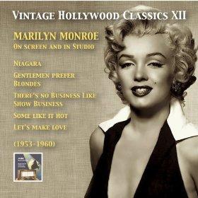 Marilyn Monroe(A Fine Romance)