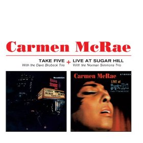 Carmen McRae(It Never Entered My Mind)