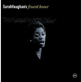 Sarah Vaughan(It Never Entered My Mind)