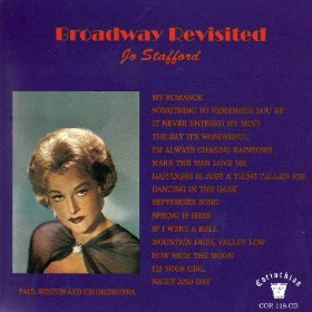 Jo Stafford(It Never Entered My Mind)