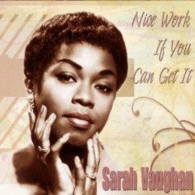 Sarah Vaughan(The Nearness of You)