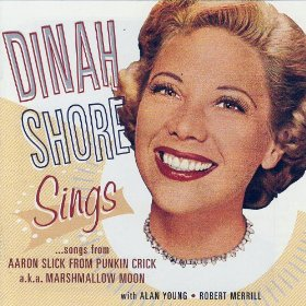 Dinah Shore(I'm Through With Love)