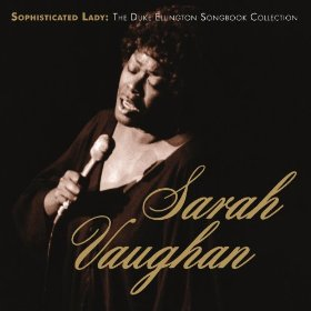 Sarah Vaughan(I Let a Song Go Out of My Heart)