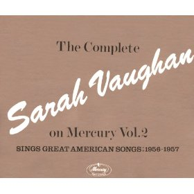 Sarah Vaughan(Dancing In the Dark)