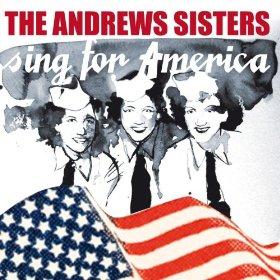 The Andrews Sisters(Chattanooga Choo Choo)