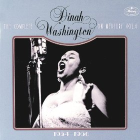 Dinah Washington(I Could Write a Book)